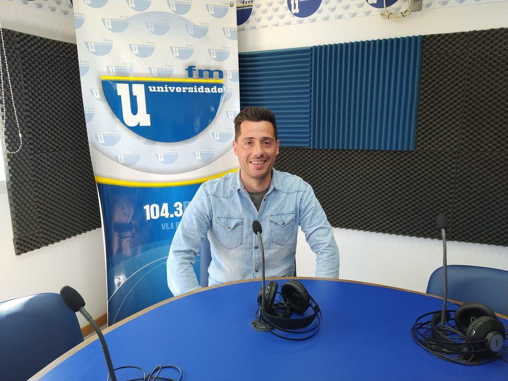 Nuno Barbosa - Treinador do SC Vila Real